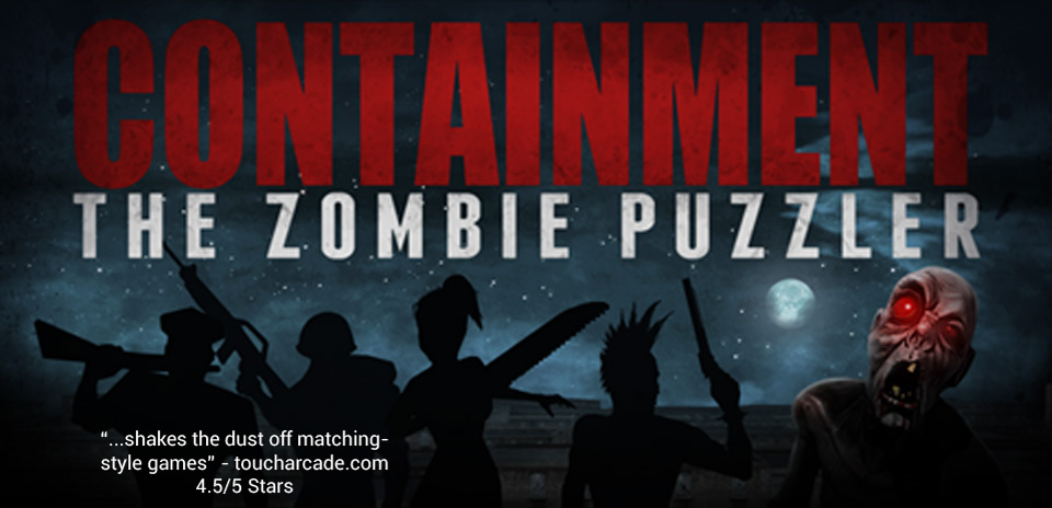Containment: The Zombie Puzzler
